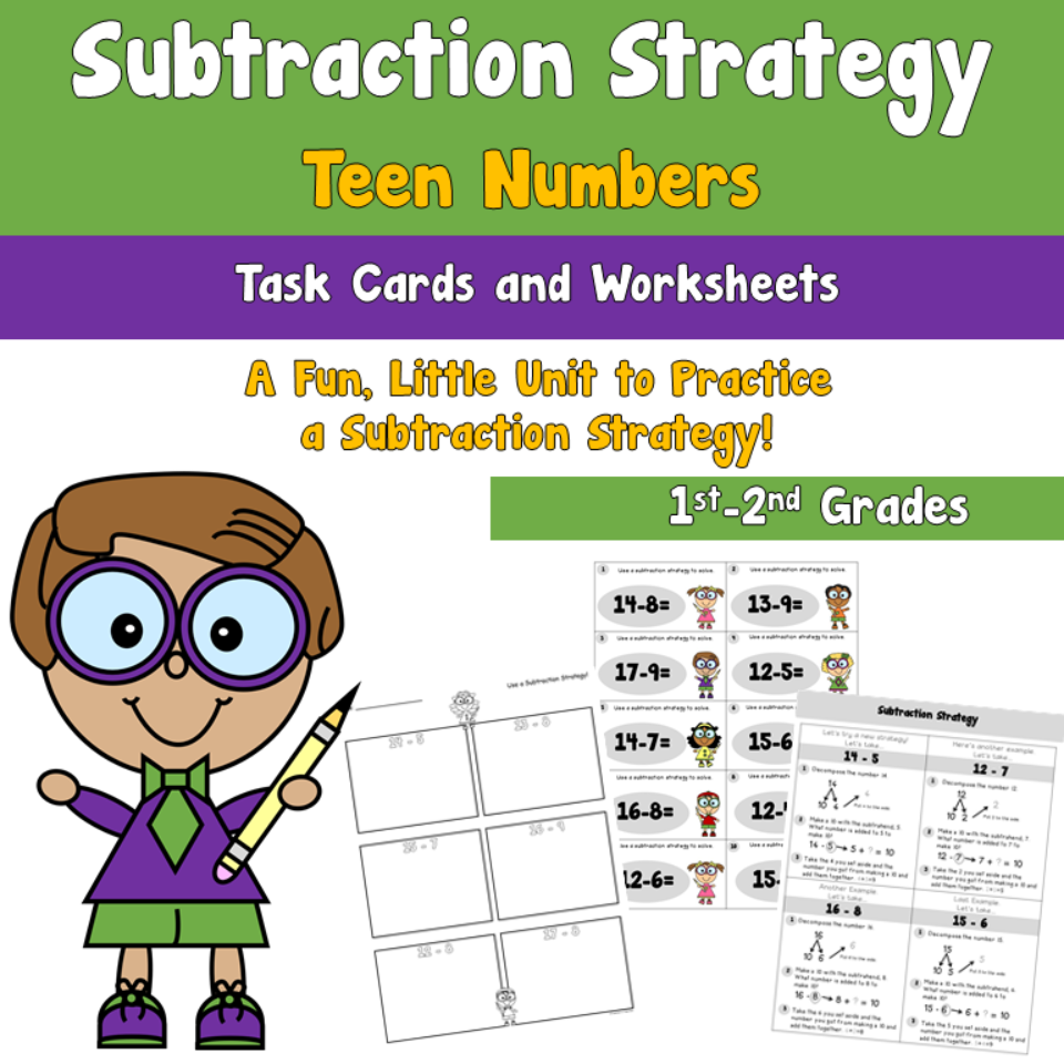 Subtraction Strategy Dollar Deal
