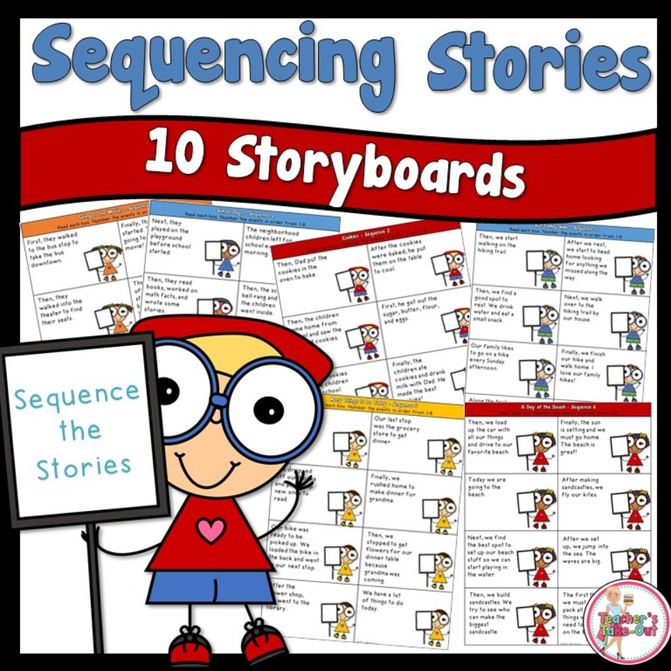 Sequencing Storyboards
