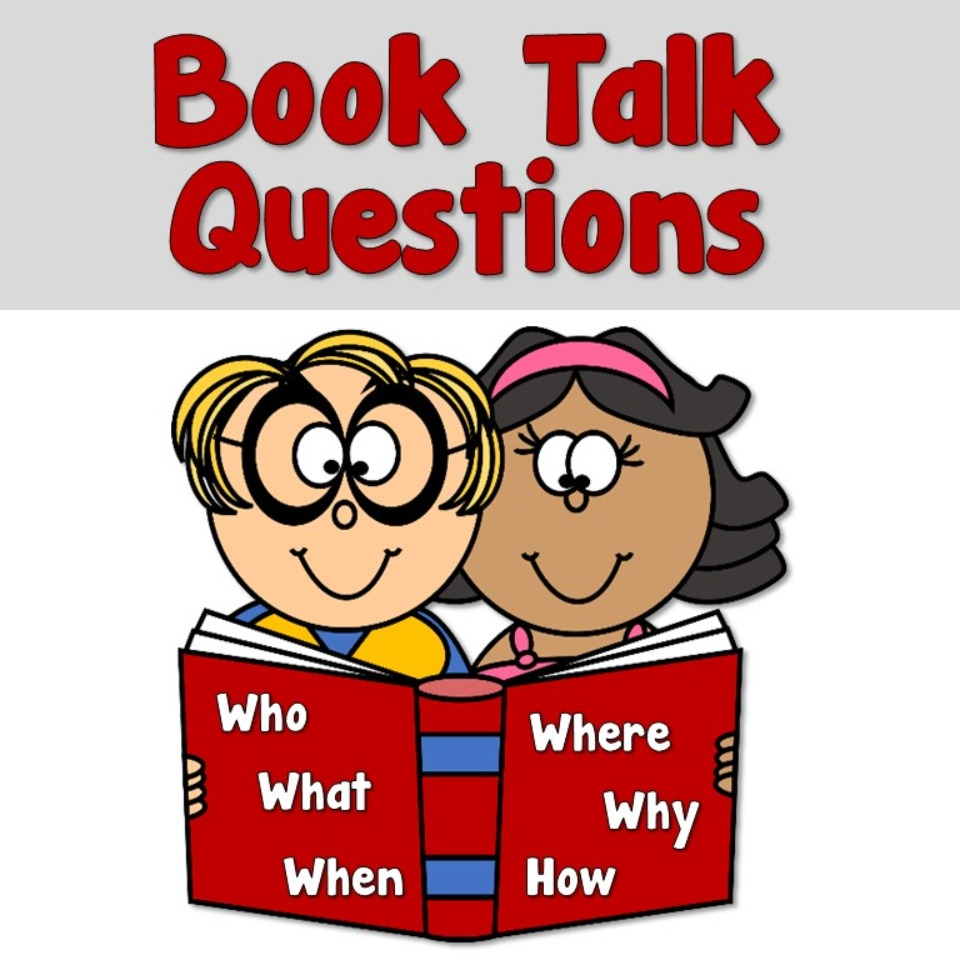 Book Talk Questions