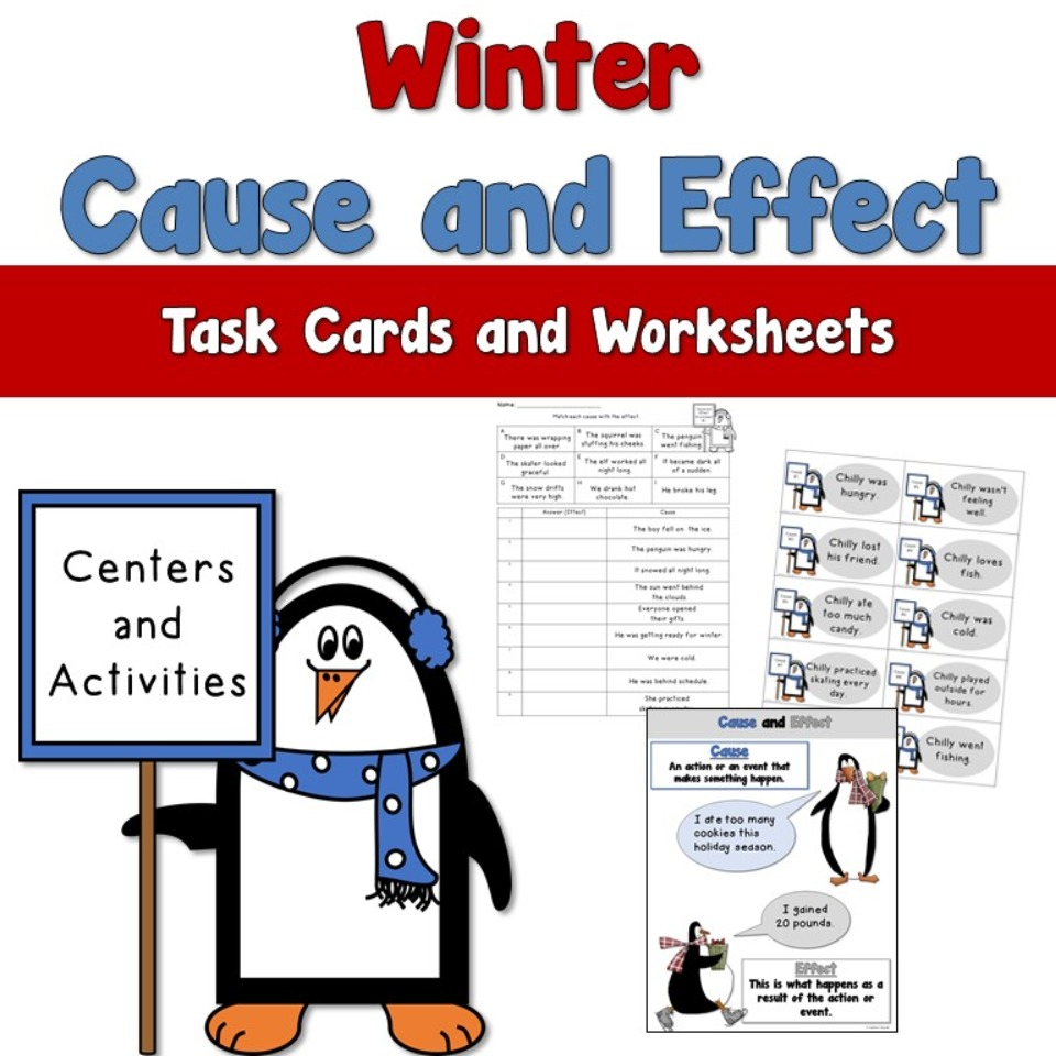 Winter Cause and Effect Centers