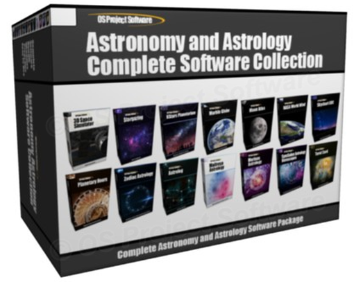 Collection - Astronomy and Astrology Complete