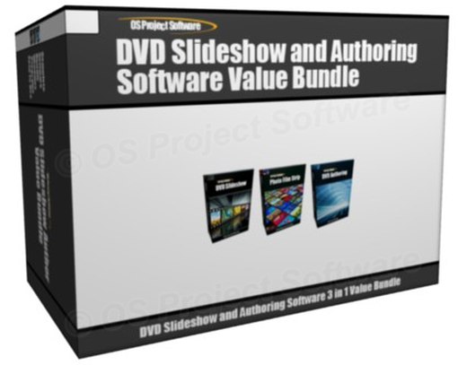Value Bundle - DVD Slideshow and Authoring
