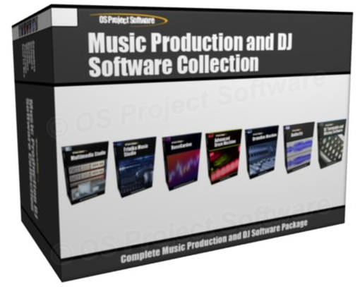 Collection - Music Production and DJ