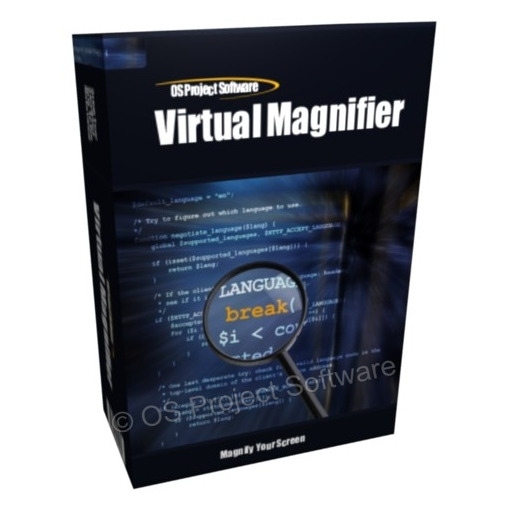 Virtual Magnifier