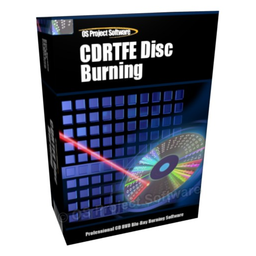 CDRTFE Disc Burning