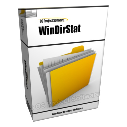 WinDirStat - Windows Directory Statistics