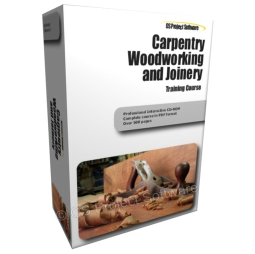 Carpentry Woodworking and Joinery