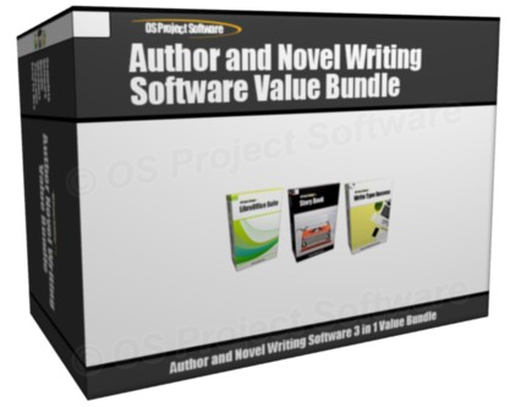 Value Bundle - Author and Novel Writing