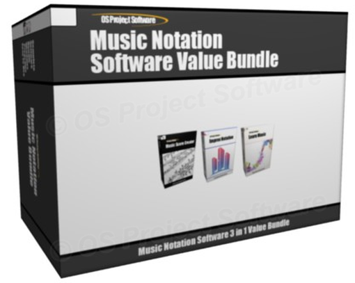 Value Bundle - Music Notation