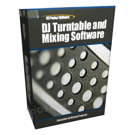 DJ Turntable and Mixing Software