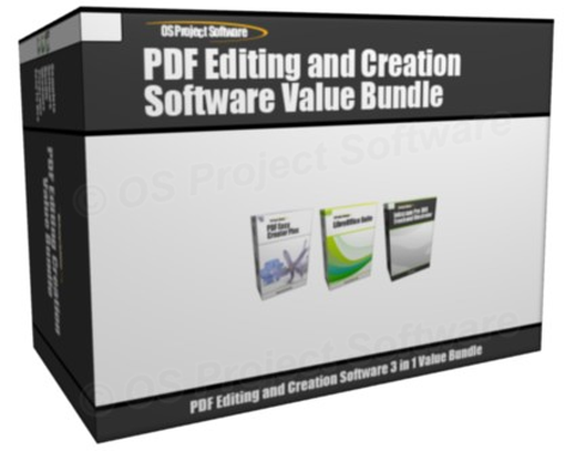Value Bundle - PDF Editing and Creation