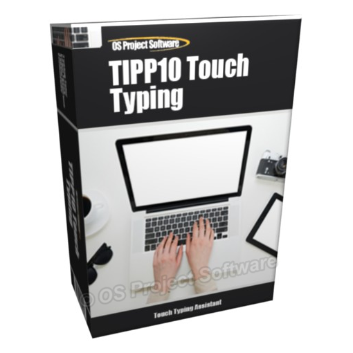 TIPP10 Touch Typing