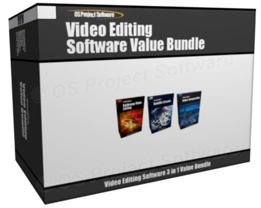 Value Bundle - Video Editing