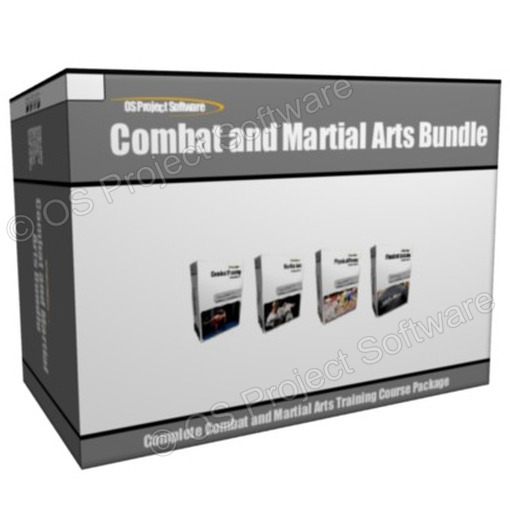 Combat and Martial Arts Training Bundle