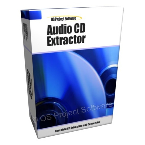 Audio CD Extractor