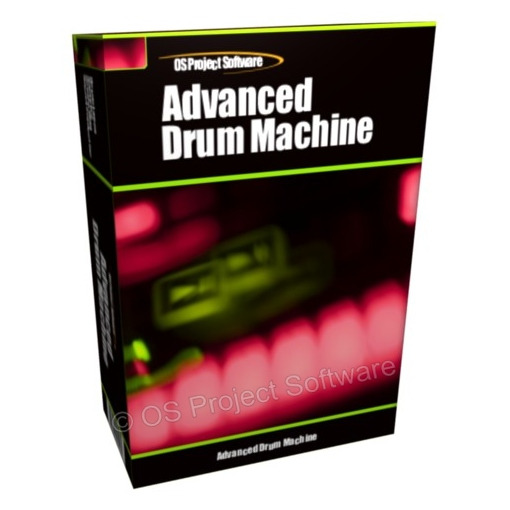 Advanced Drum Machine