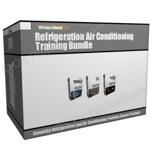 Refrigeration and Air Conditioning Training Bundle