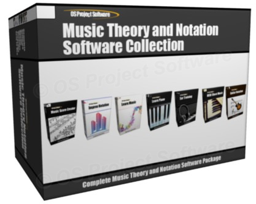 Collection - Music Theory and Notation