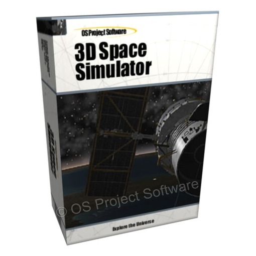 3D Space Simulator