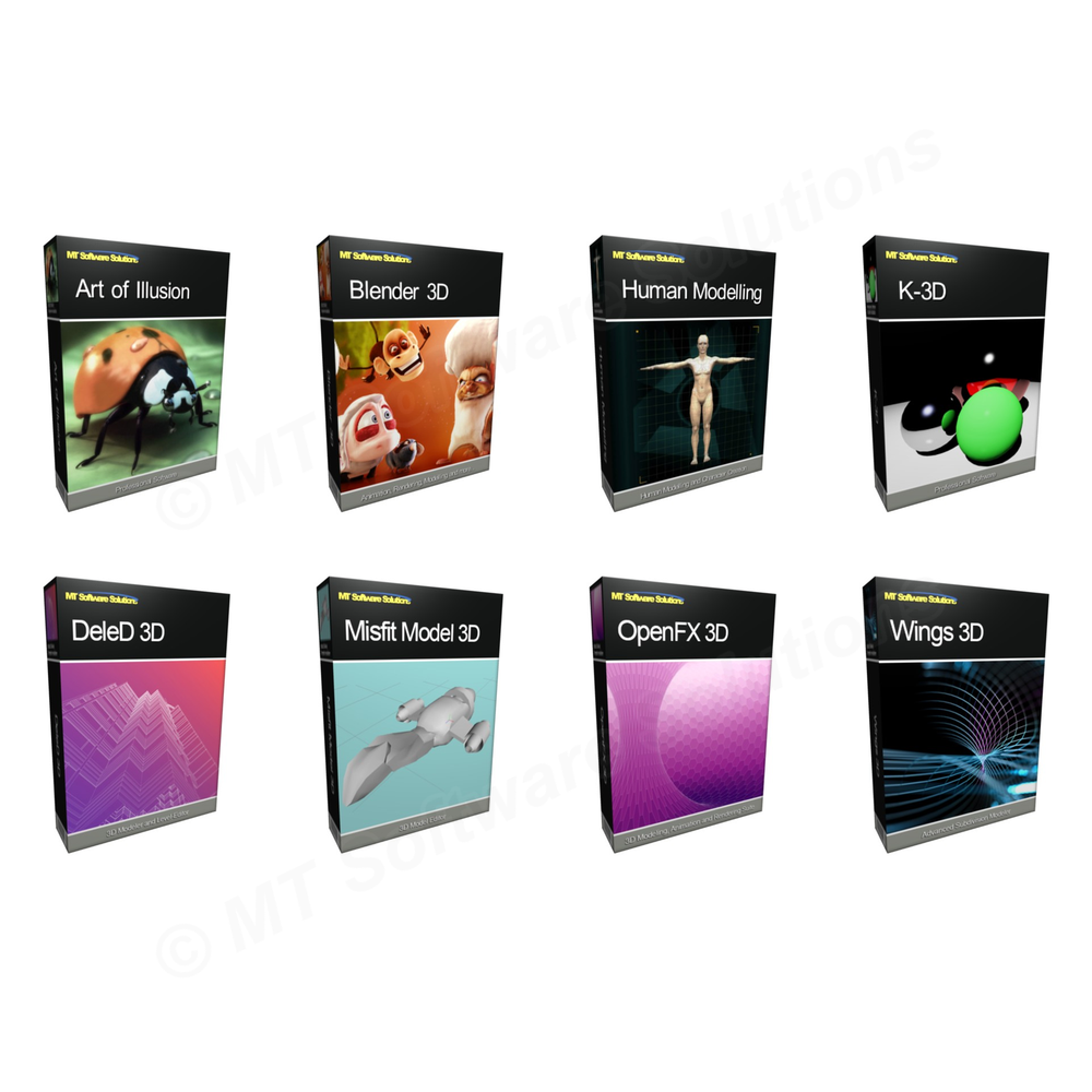 Collection - 3D Software