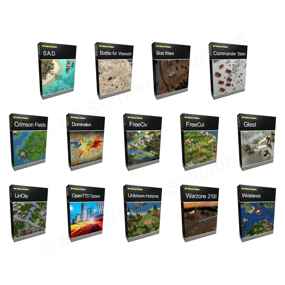 Collection - Strategy Games