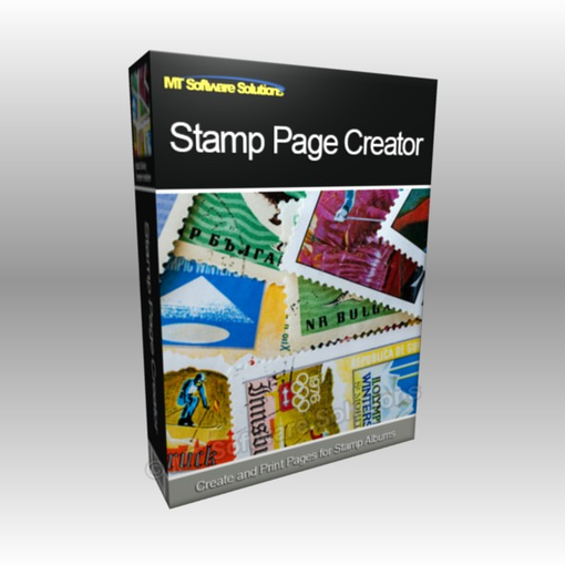 Stamp Page Creator