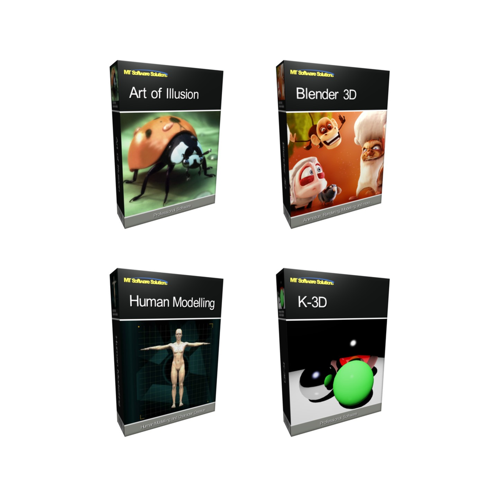 Collection - 3D Software Starter