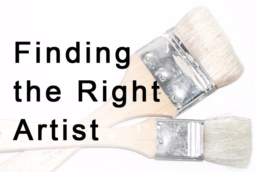 Find the Right Artist for You Free Guide