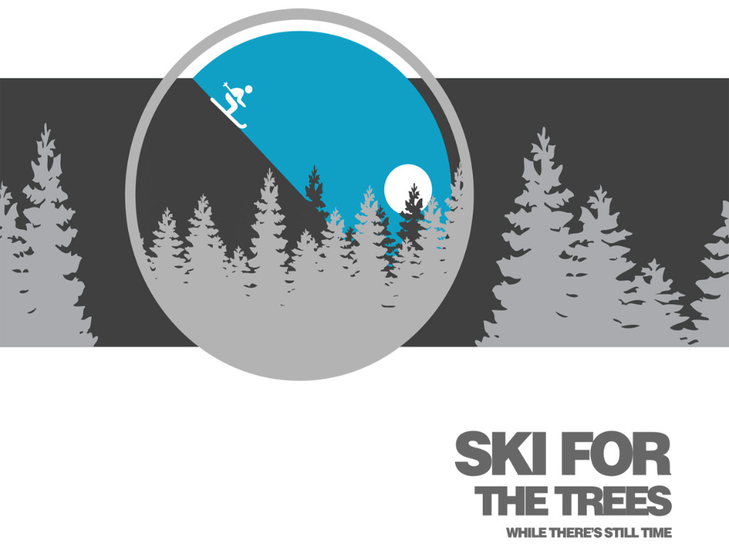 Ski For The Trees (while there's still time)