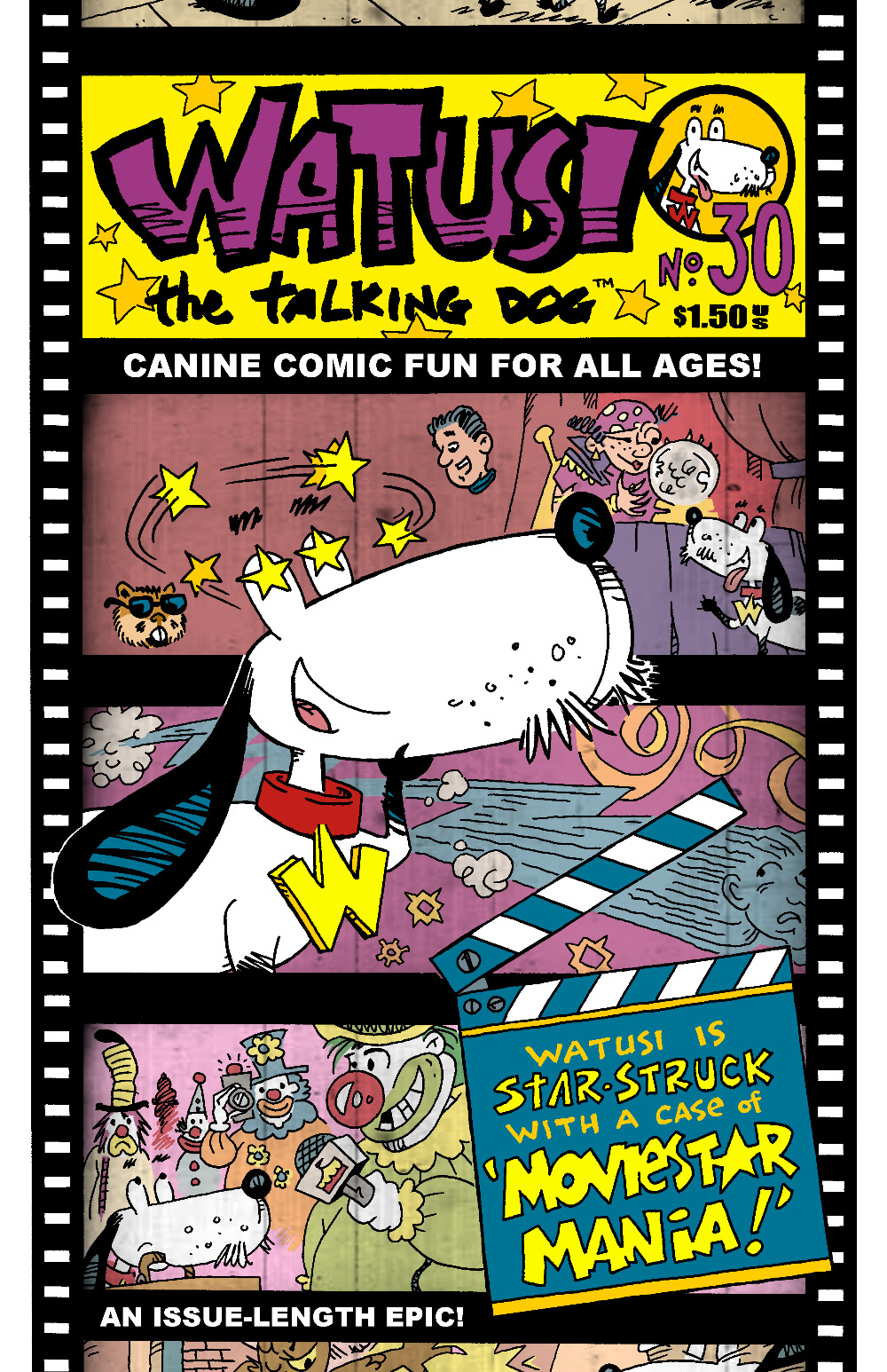 Watusi the Talking Dog #30 [.pdf ed.]