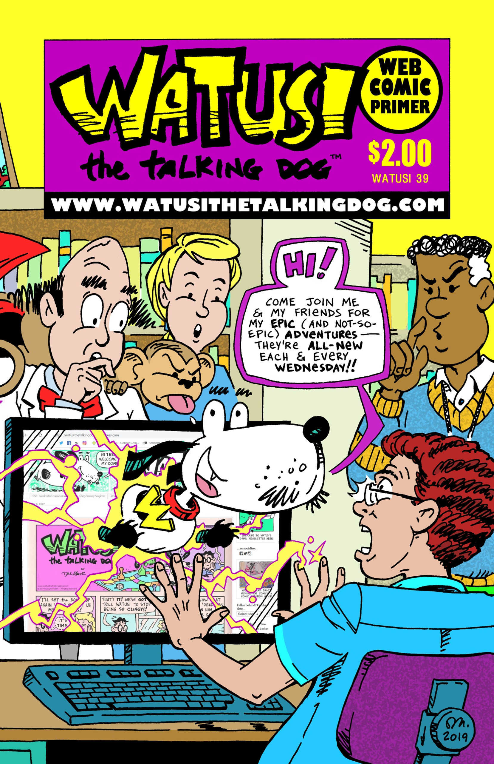 Watusi the Talking Dog No. 39 [.pdf ed.]
