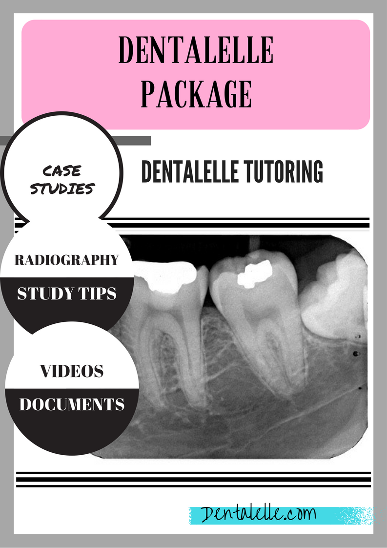 Dentalelle Package - Radiography, Case Studies, Board Exam Boot Camp