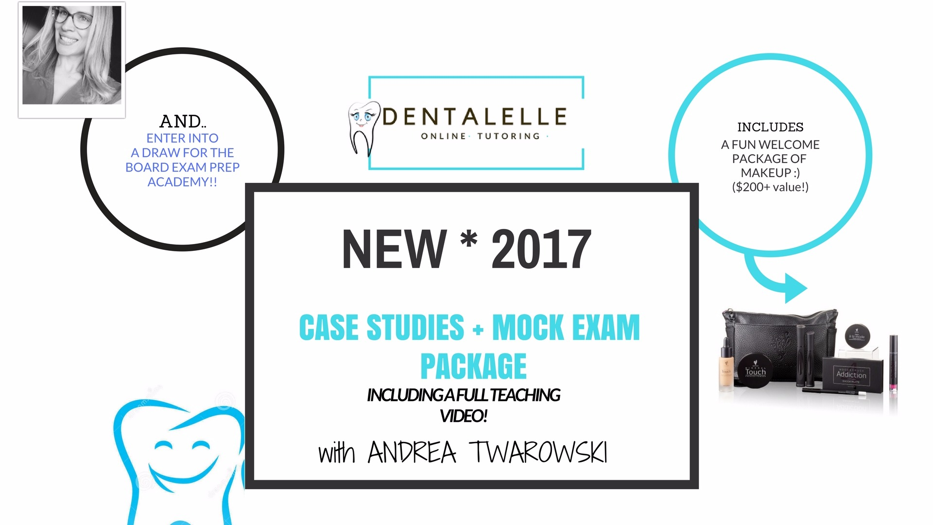 NEW 2017  Case Studies and Mock Exam Questions