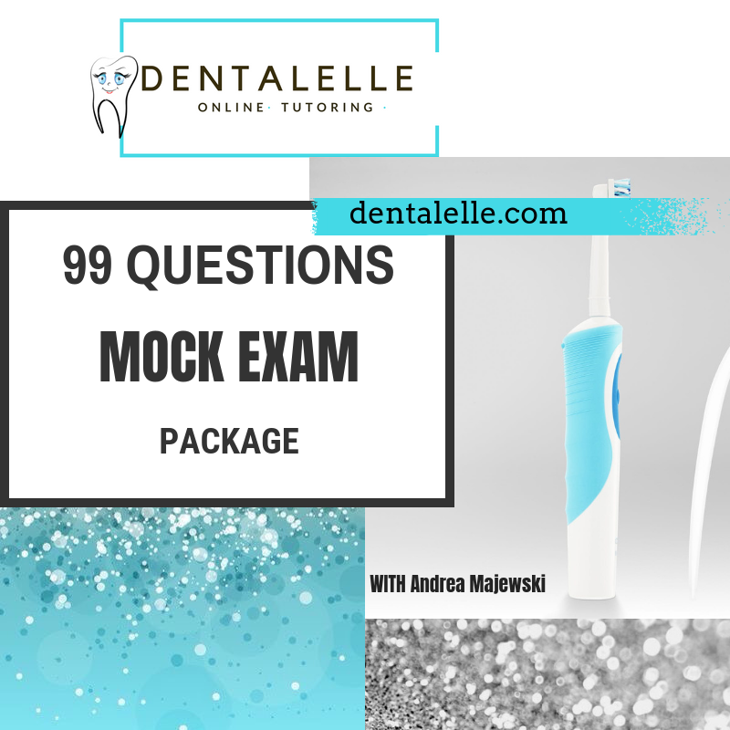 99 Questions Mock Exam Package