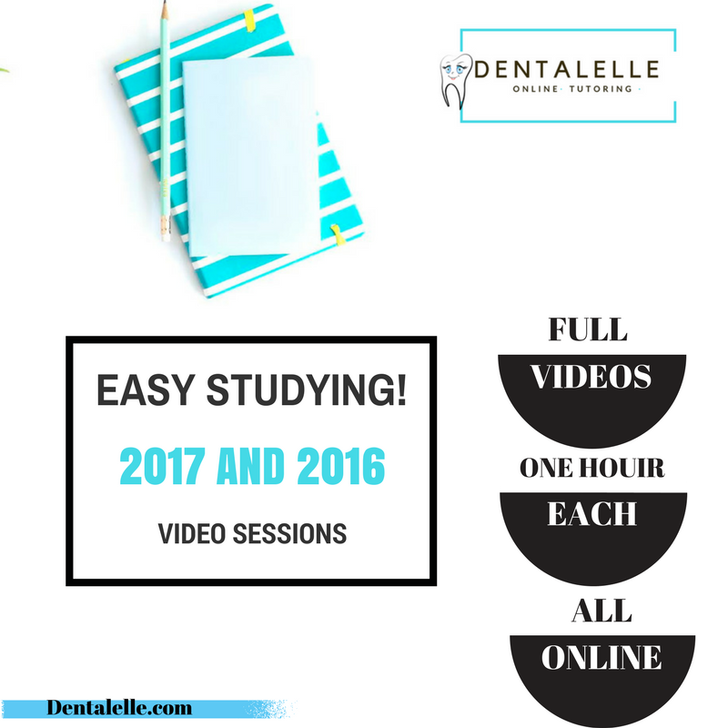 2017 and 2016 Video Teaching Sessions