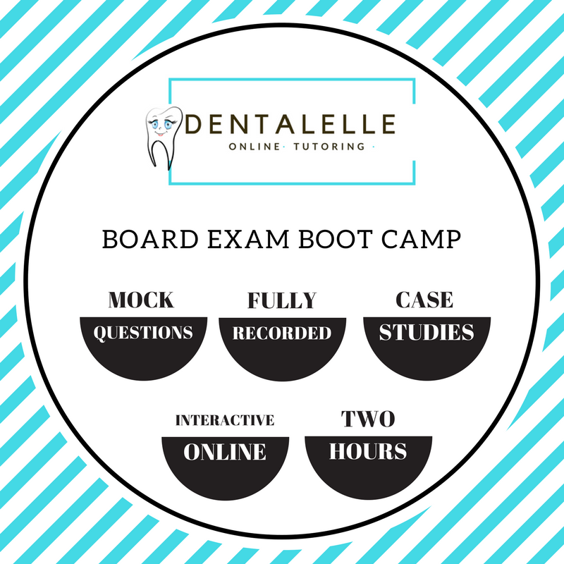 Board Exam Boot Camp - January Edition -