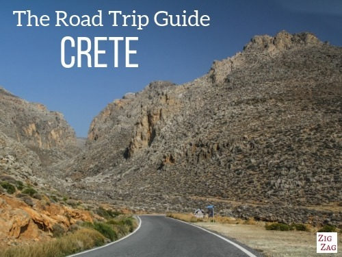 The Road Trip Guide - Crete (eBook)