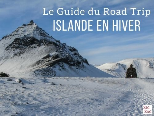 Le Guide du Road Trip - Islande en Hiver (eBook)