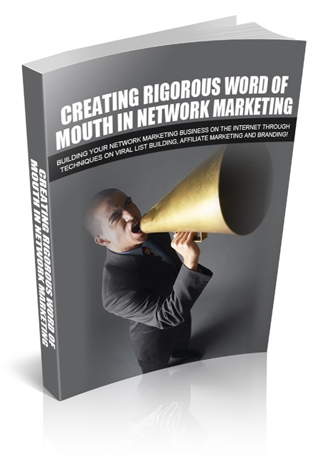 Creating Rigorous Word Of Mouth