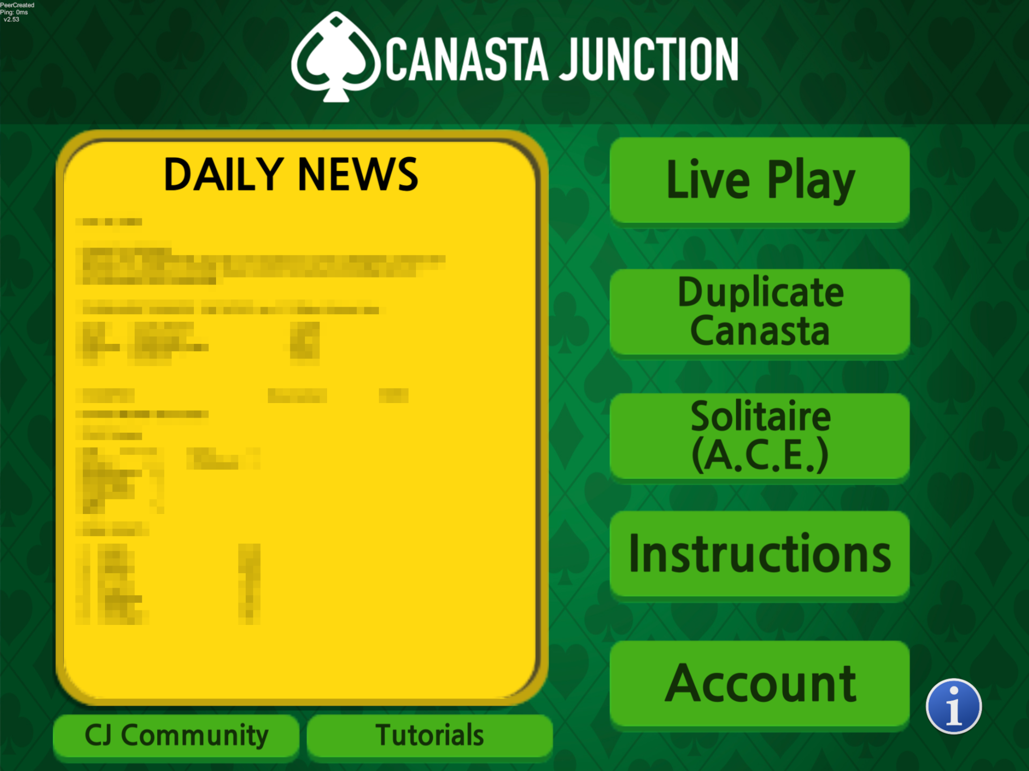 Canasta Junction for Mac