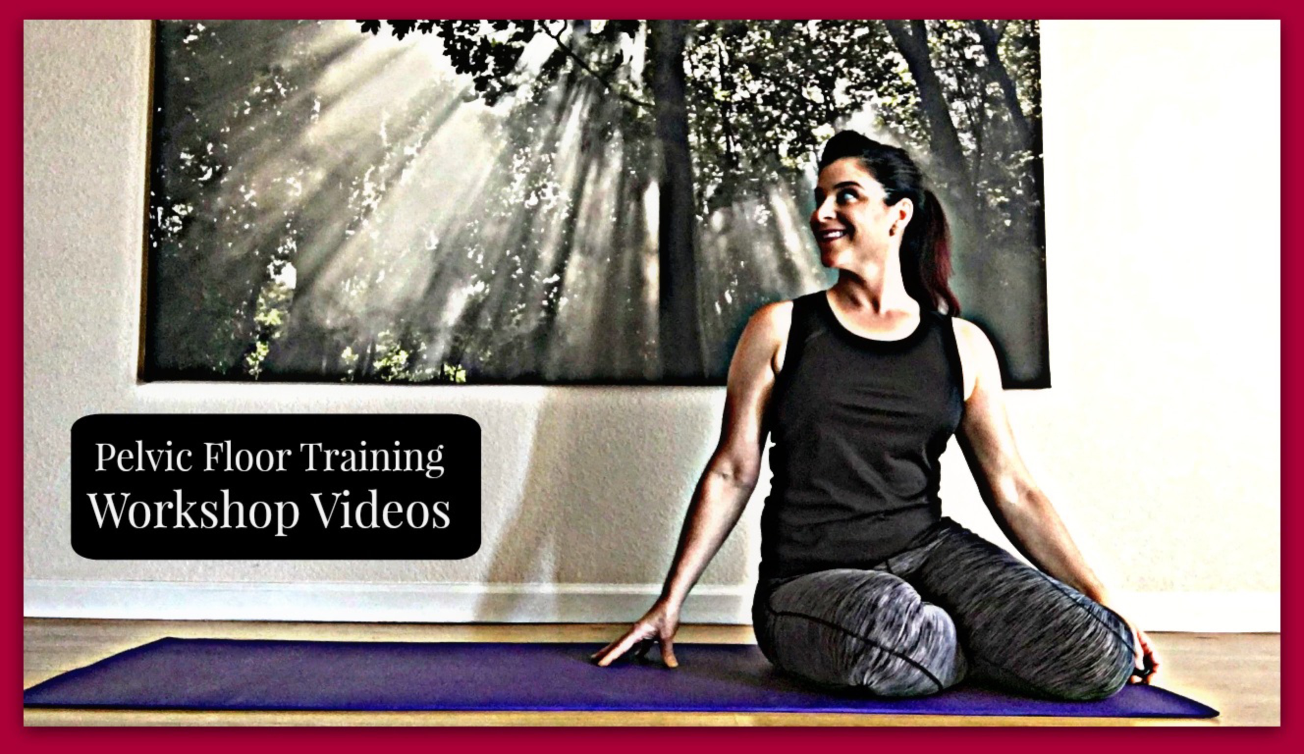 Pelvic Floor Training Video Series