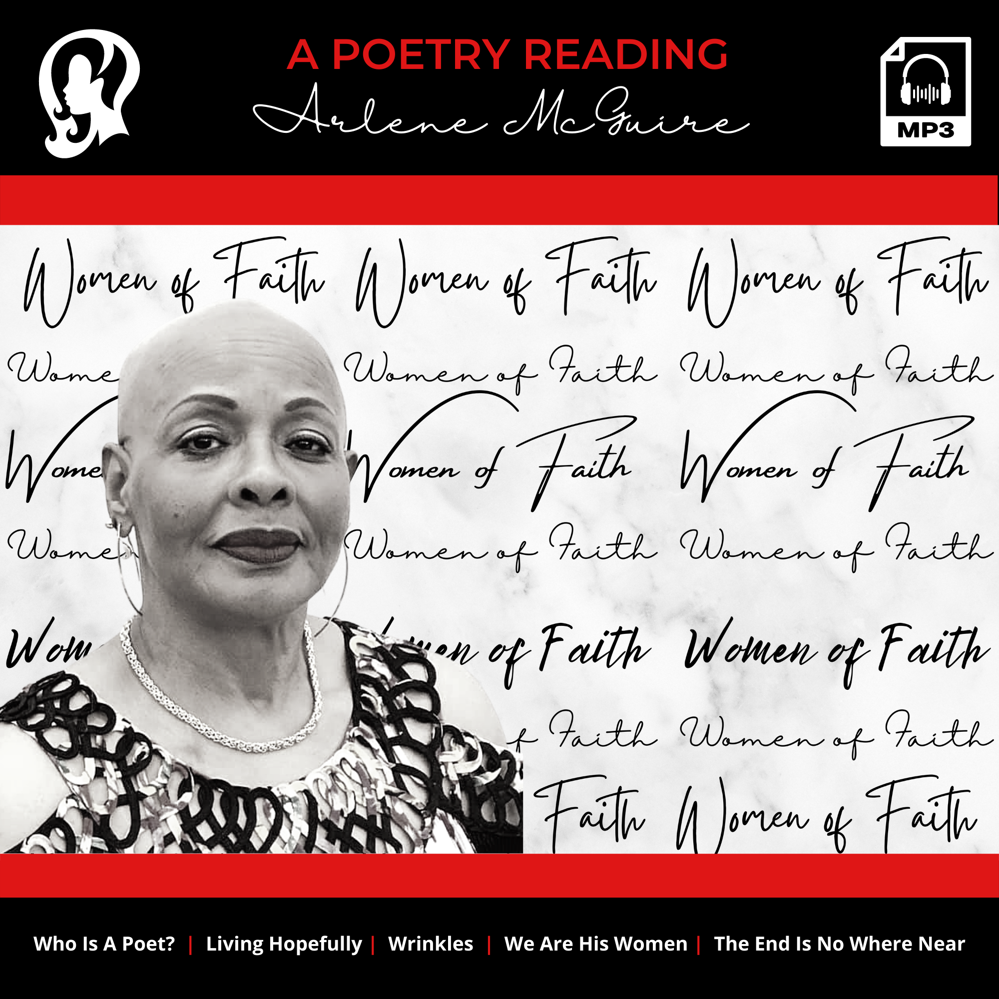 EP - A Poetry Reading / Arlene McGuire