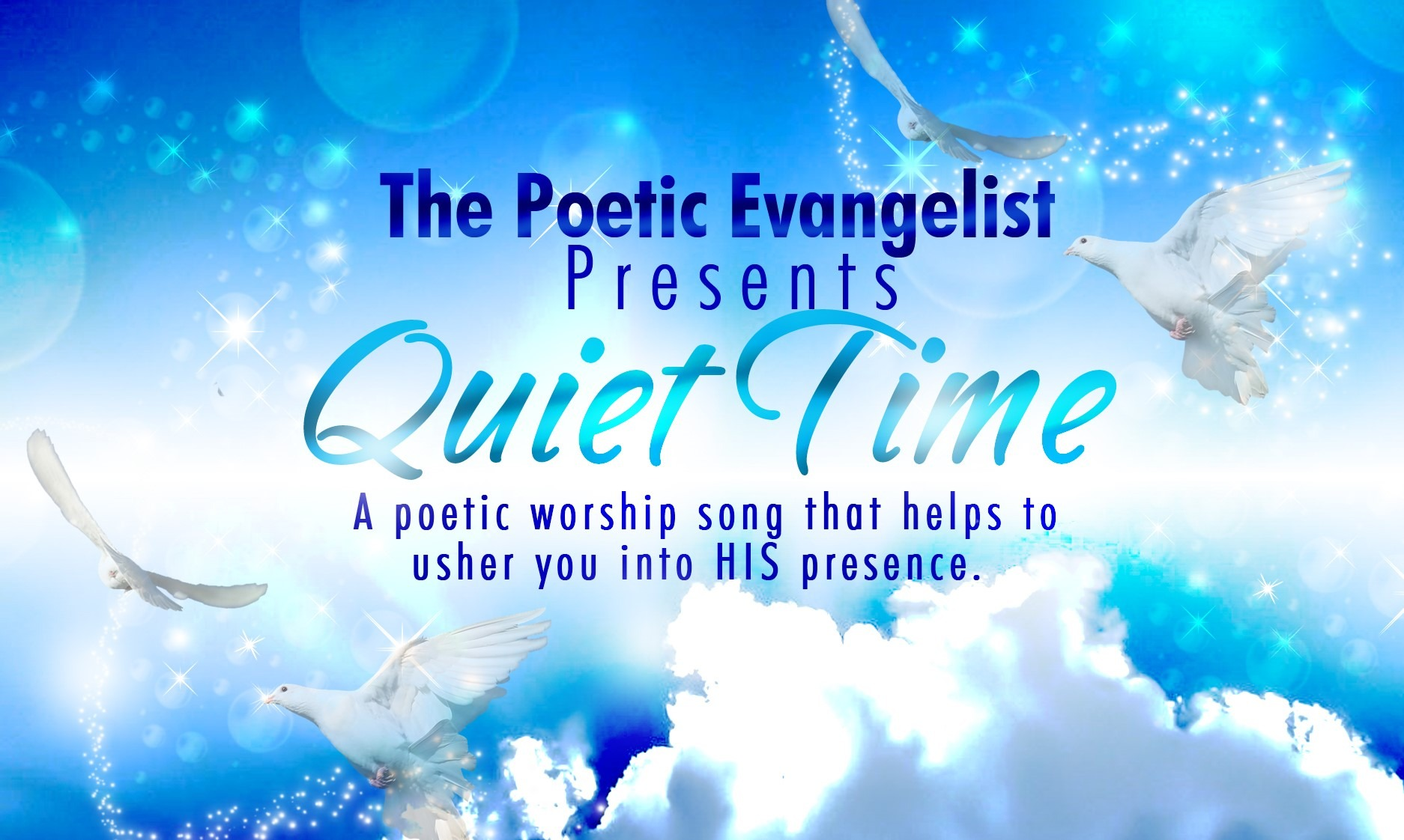 Spoken Word Over Music - Quiet Time