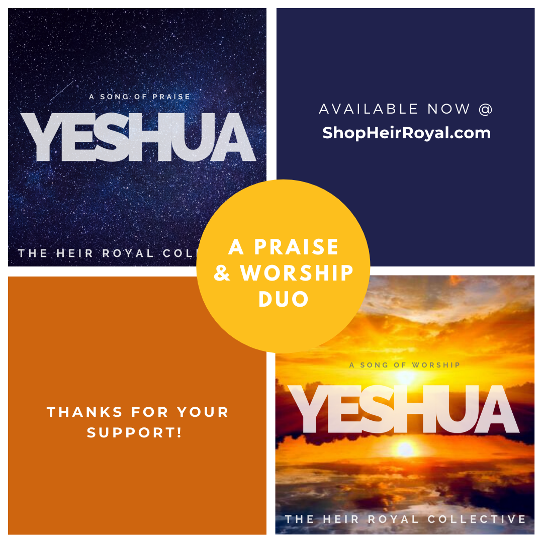 Music - YESHUA, A Song of Worship