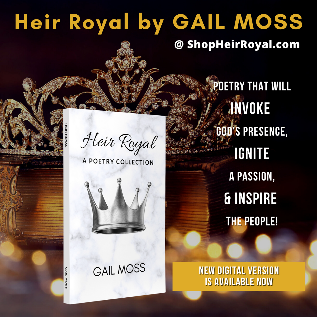 Digital - Heir Royal, A Poetry Collection