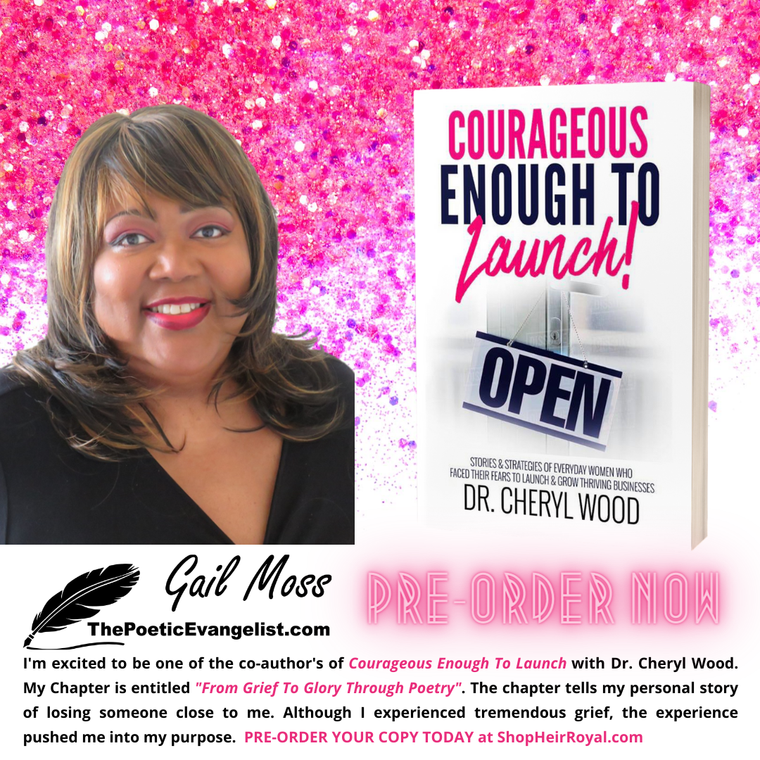Book - Courageous Enough To Launch