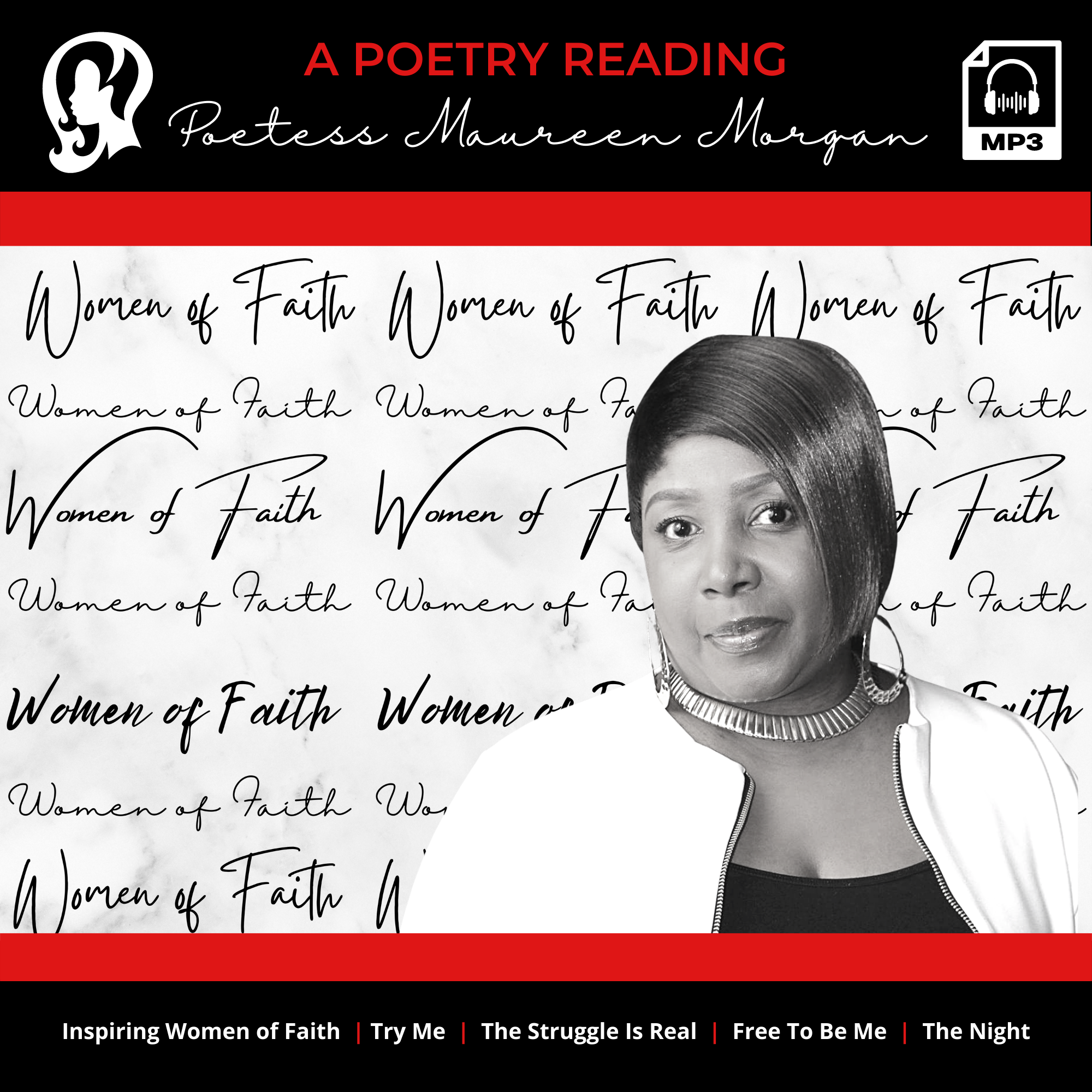 EP - A Poetry Reading / Poetess Maureen Morgan