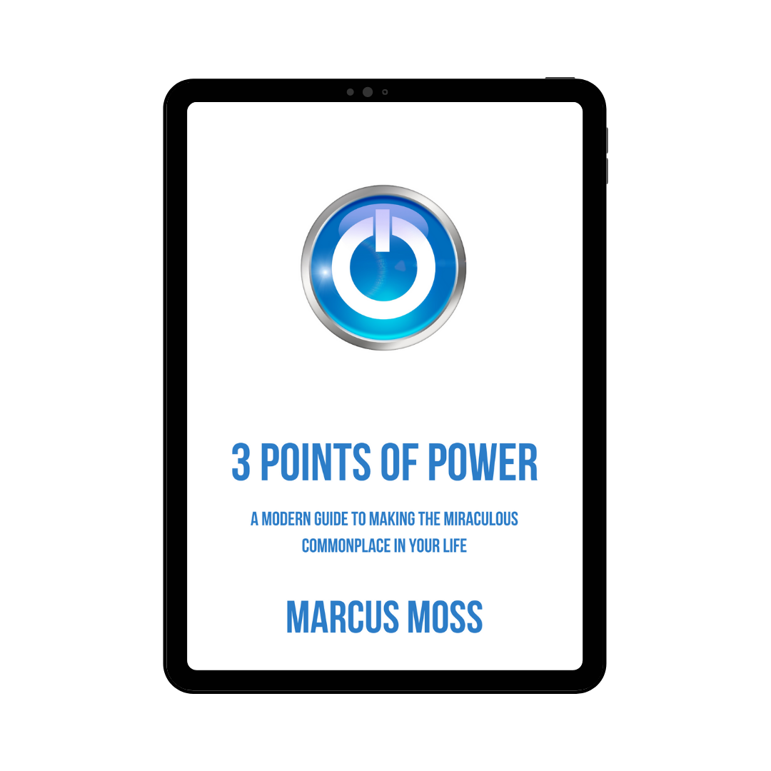 3 Points of Power by M. Moss