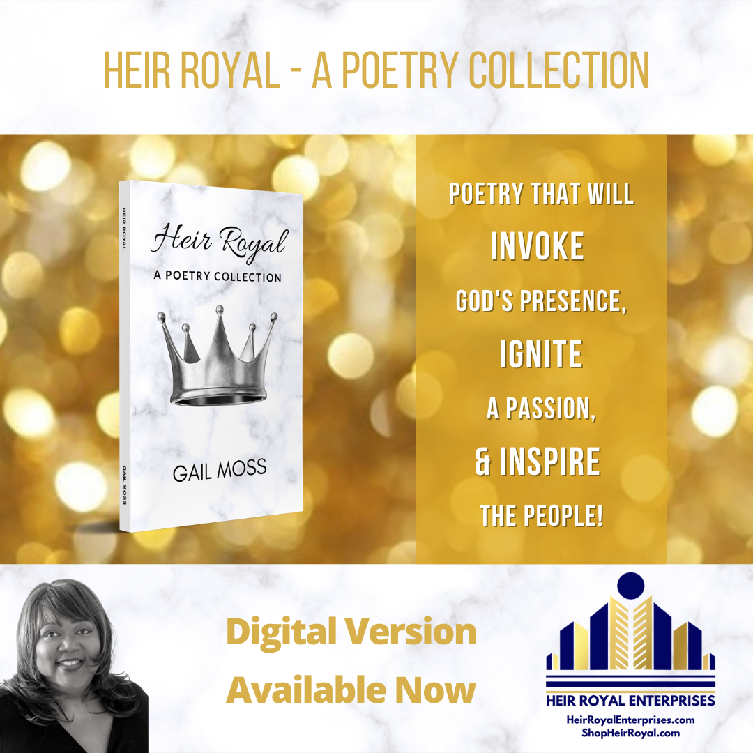 Digital: Heir Royal - A Poetry Collection