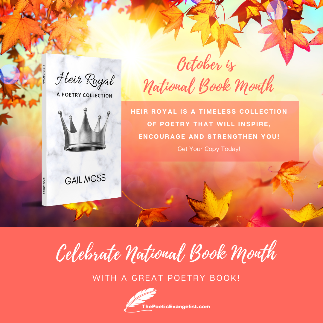 Book: Heir Royal - A Poetry Collection